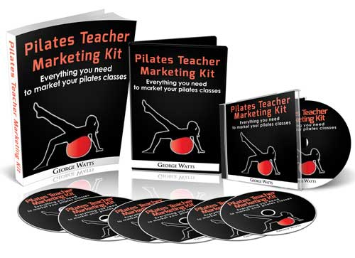 pilates marketing kit