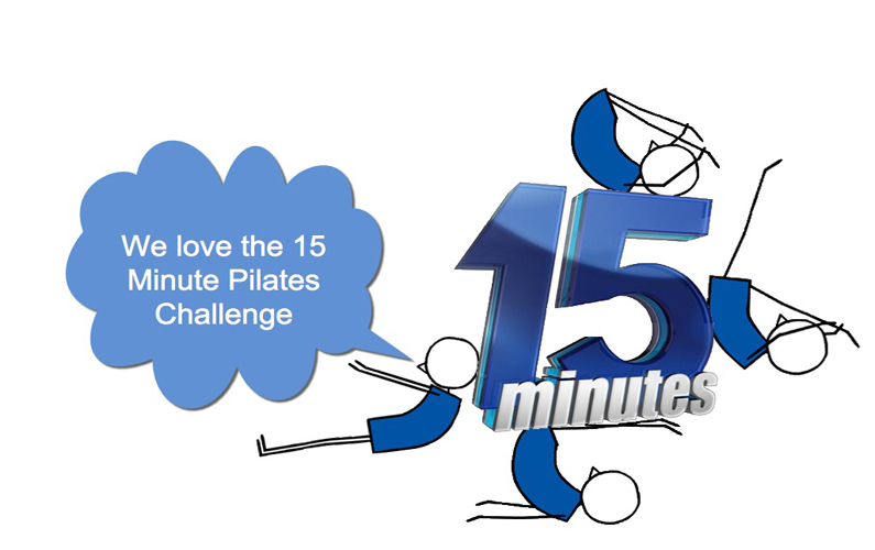15 Minute Pilates: Free Downloadable Pilates Chair Challenge Lesson Plan